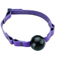 CRAVE-GAG-SMALL-BALL-D-RING-VIOLET-STRAP-BLACK-BALL